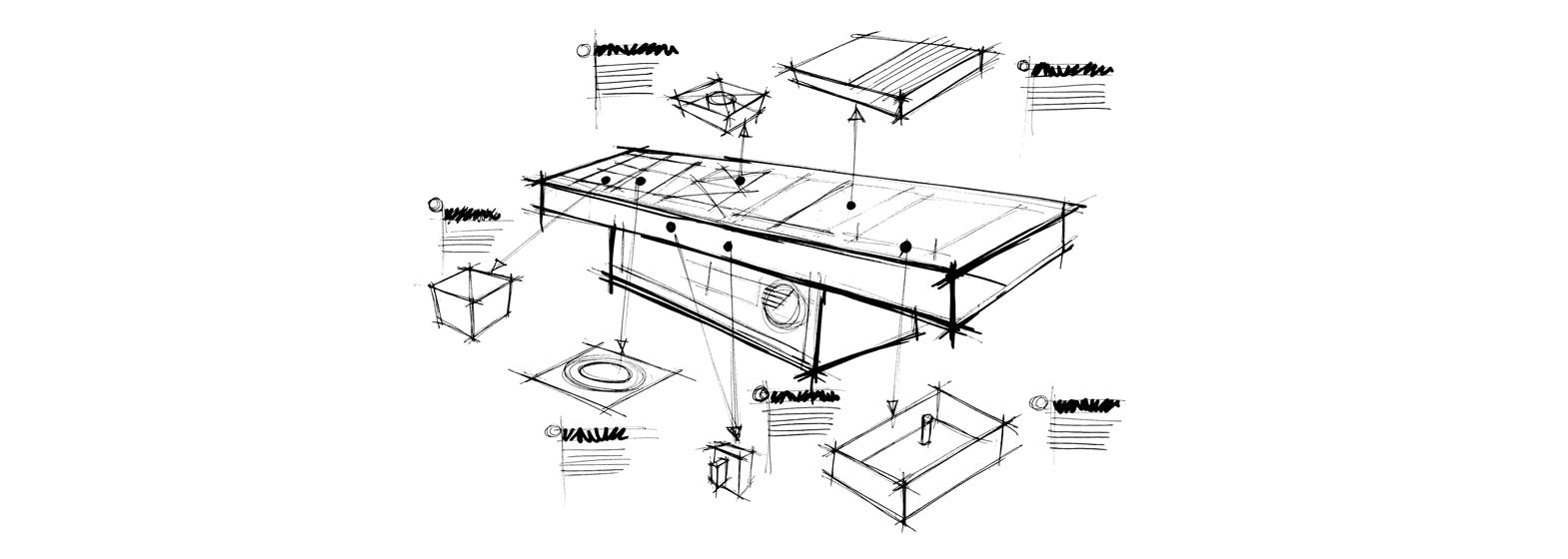 Tavolo Cucina Misure Standard cucina industriale su misura - cucine professionali su