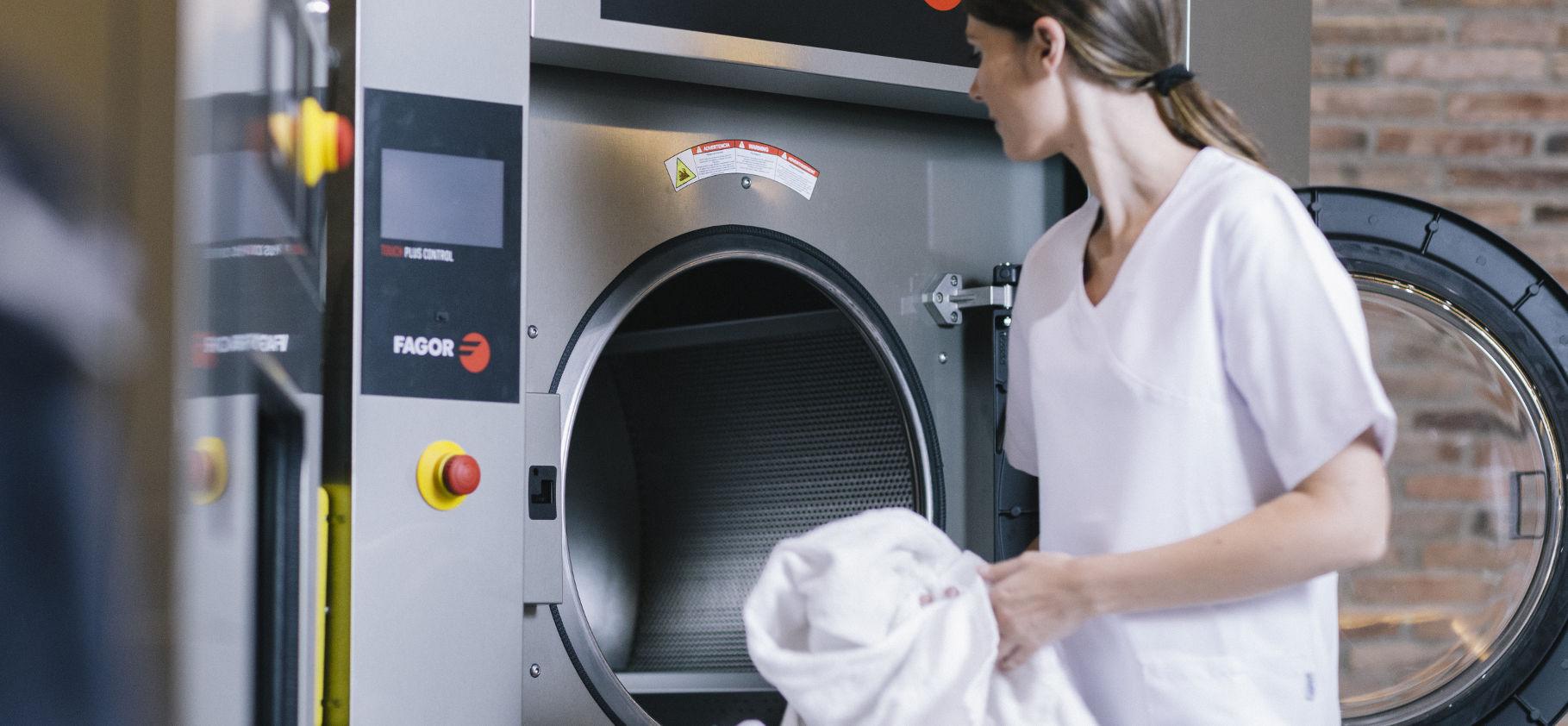 Maquinaria Lavandería Industrial Máquinas De Lavandería Industrial Fagor Industrial